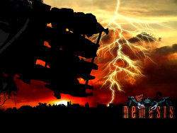 Nemesis wallpaper