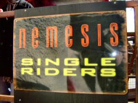 Nemesis' Single Rider Queue