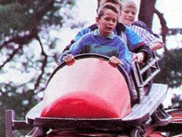 View 4 Man Bob Coaster Photo Archive