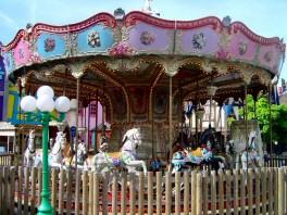 Gallopers Carousel